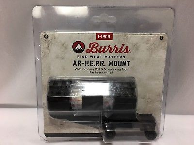 "﹩65.99. Burris 410343 1"" Tactical Scope Mount (8231-6BJ)    MPN - Does Not Apply"