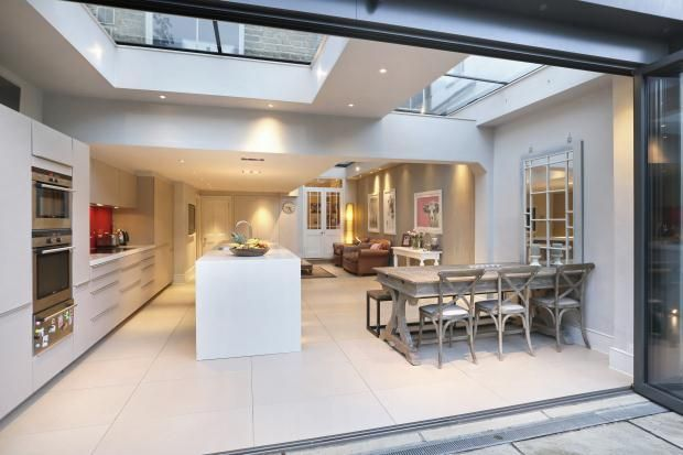 6 bedroom terraced house for sale in Brodrick Road, Wandsworth, London, SW17 7DX, SW17