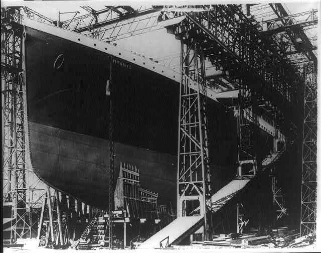Histoire: Le naufrage du Titanic - Frawsy