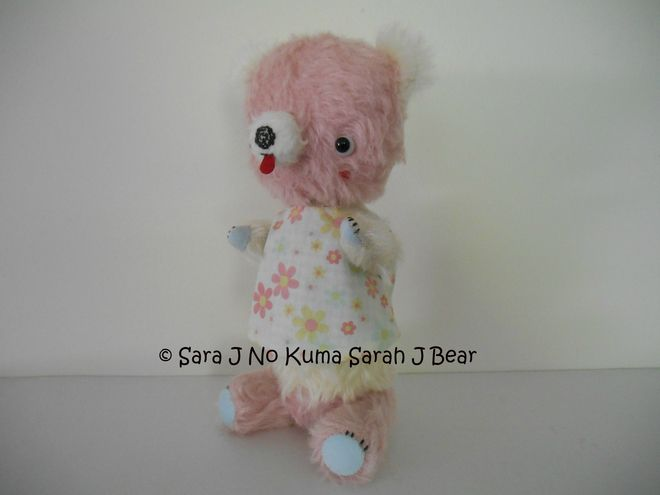 ADOPTED Kameko by Sara J No Kuma Sarah J Bear
