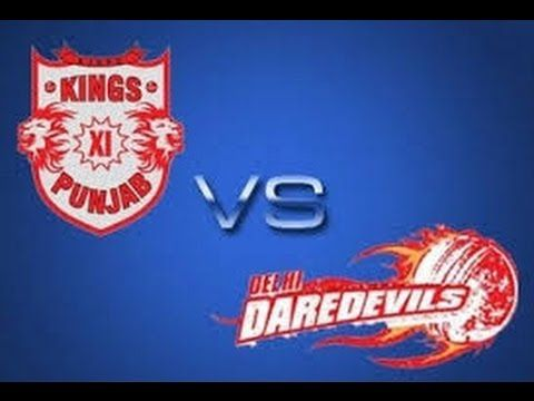 KXIP vs DD Live Streaming IPL 2015 - Delhi Daredevils vs Kings 11 Punjab...