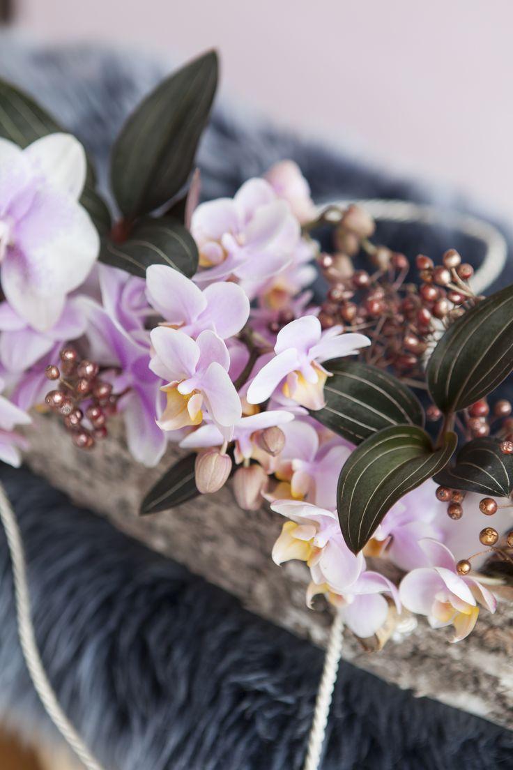 Bolsa Flora - a lovely bace for your arrangement