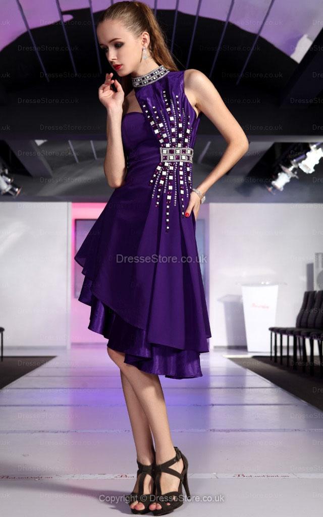 Lujoso Prom Vestidos Estilo 1920 Modelo - Ideas para el Banquete de ...