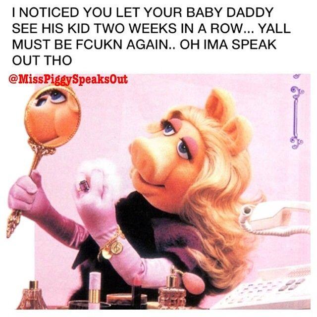 39 Best Muppet Quotes Lol Images On Pinterest: 22 Best Miss Piggy:) Images On Pinterest