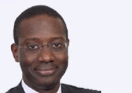 Prudential boss Tidjane Thiam - the first black chief exec in the FTSE-100 in 2009. #MBA #MBARefresher #Leadership