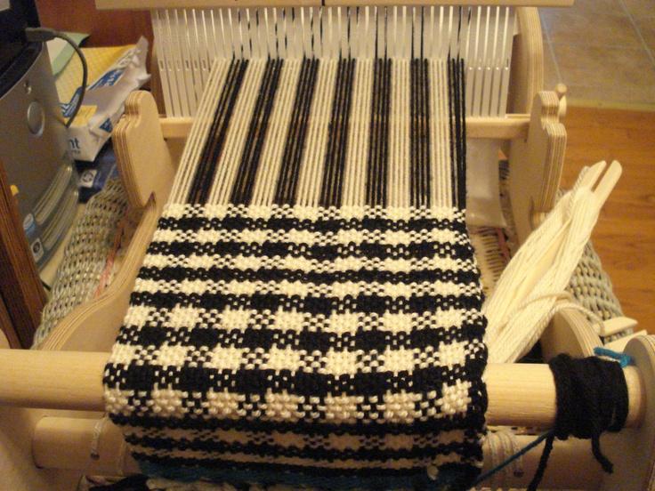 Weaving scarf
