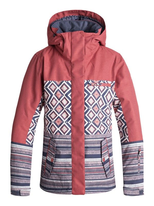 Billabong Big Girls Sally Snowboarding Jacket