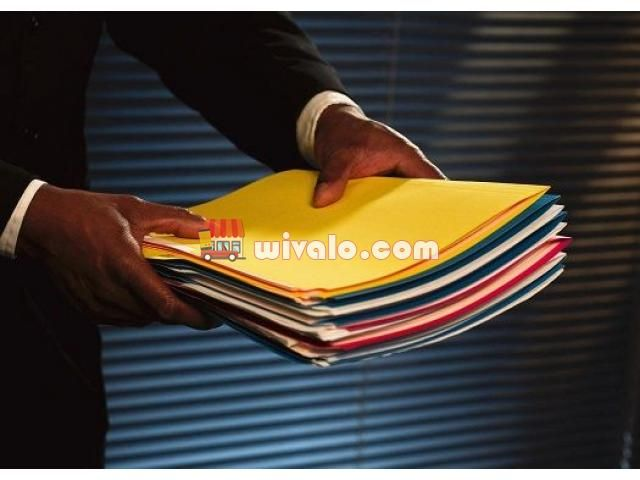 Jasa Pengurusan Segala Dokumen Resmi