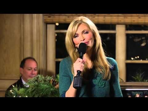 "Larry King's Wife Shawn Sings the Title Track from the Album ""Gotta Love the Holidays"" - YouTube"