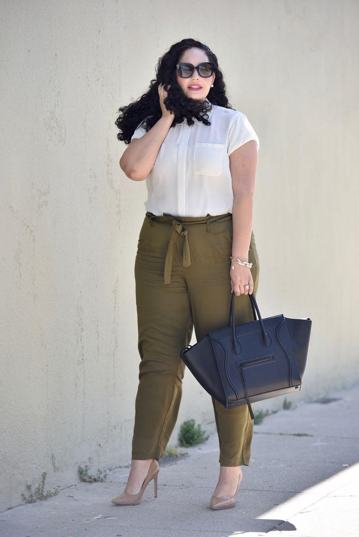Plus Size Fashion - Officewear, Tanesha Awasthi
