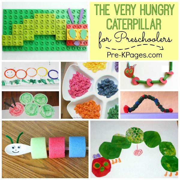 21 best eyfs the very hungry caterpillar teaching for Caterpillar crafts for preschoolers