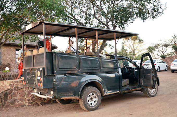 Kitty Cotten's Safari experience at Zulu Nyala Heritage ...