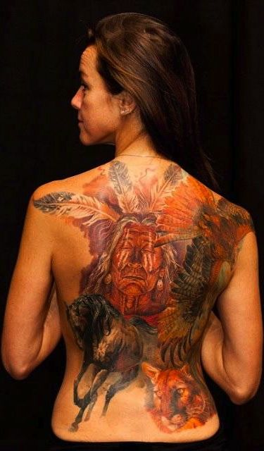 61 best images about tattoo artist dmitriy samohin on for Best tattoo artists in america