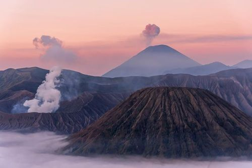 Just before the sunrise the sky turned this lovely shade of purple. Using a longer lens I managed to get a composition different to the usual landscape view of Mount Bromo. . We love this final shot of the takeover from @joshhindsphotography  . Read his interview with us in the latest issue available in print and digital edition at the link in our bio!  via Practical Photography on Instagram - #photographer #photography #photo #instapic #instagram #photofreak #photolover #nikon #canon #leica…