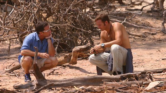 Jeff Probst's 'Survivor' Picture Diary
