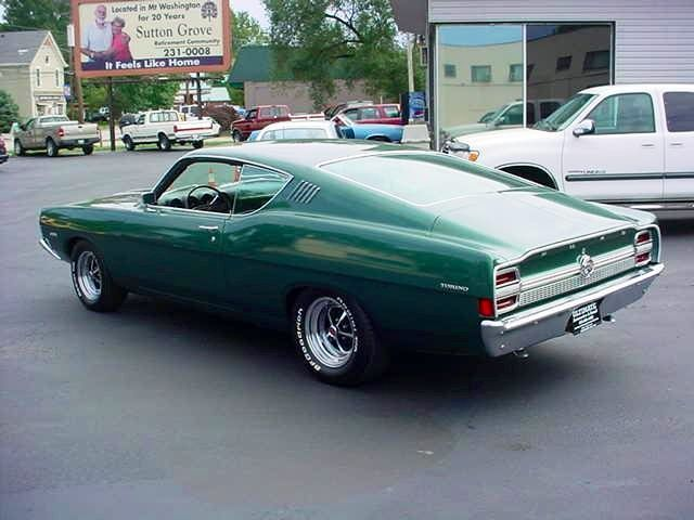 513hp 1969 Ford Torino GT Fastback: The Real Breath-Taker ...
