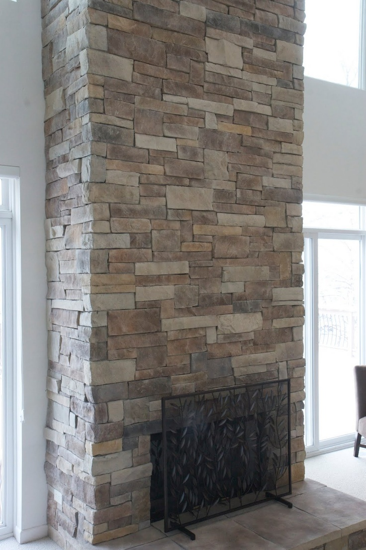 Best 25 Stone Veneer Fireplace Ideas On Pinterest Stone Fireplace Mantles Stone Fireplace