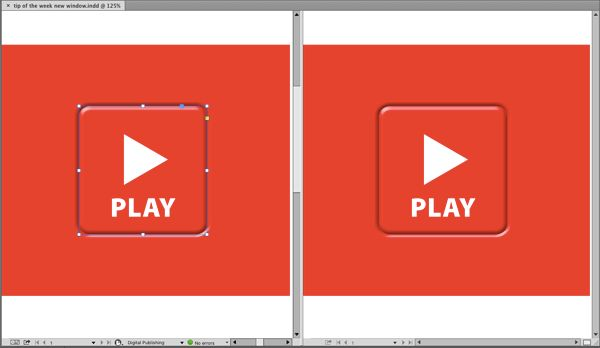 InDesign Tip of the Week:Get a Better Look at FX