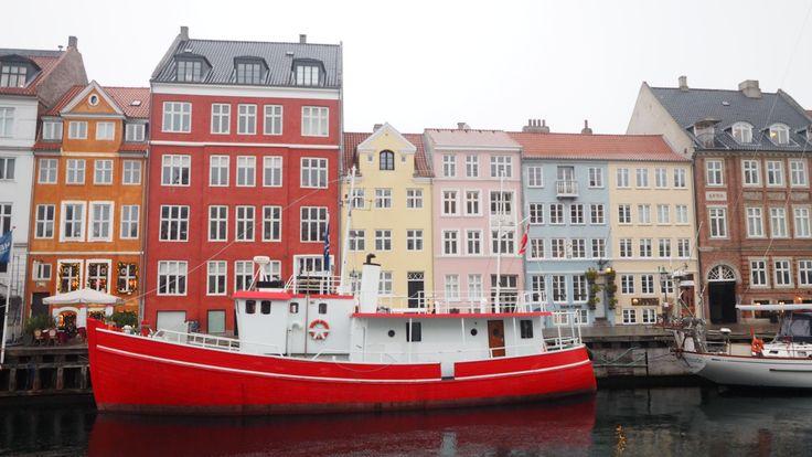 A Few Hours in Copenhagen
