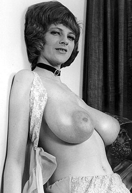 naked vintage breasts - A collection of the best breasts of yesteryear