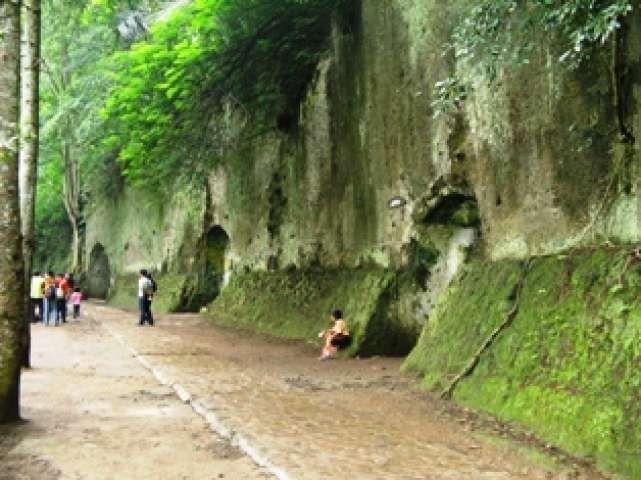 Di Pakar Dago, Bandung Utara, kira-kira 120.000 tahun yang lalu, telah ada pemukiman manusia purba yang berperadaban. Kenyataan ini diperkuat dengan hasil beberapa penemuan berupa artefak-artefak, ...