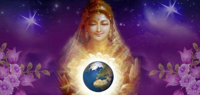 Guten Morgen liebe Mutter... allen SEINS auf Erden.....