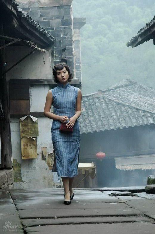 Wear the beauty of the cheongsam