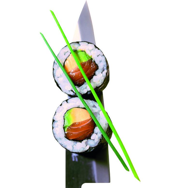 5 reasons you should eat sushi