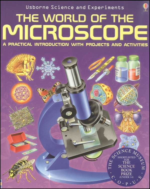 World of the Microscope (000546) Details - Rainbow Resource Center, Inc.