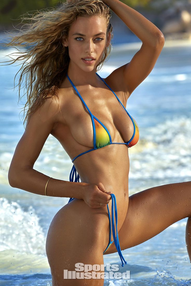 Hannah Ferguson Swimsuit Photos, Sports Illustrated Swimsuit 2016