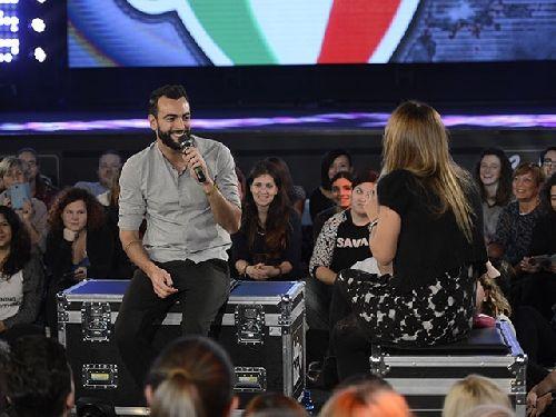 MARCO MENGONI A RADIO ITALIA 18.12.2015