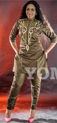 The Orabellaa's Blog...: Yomi Casual's 2013 Design Collection Modeled By Celebrities !!!!