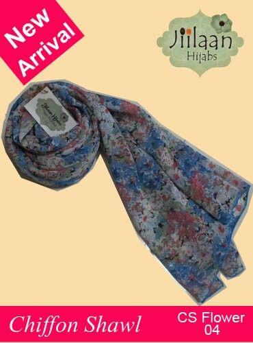 Hijab | chiffon shawl | store: www.jiilaanhijabs.com