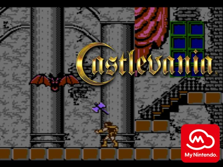 Sink your teeth into discounts on the first three Castlevania games with these rewards! | My Nintendo news | My Nintendo