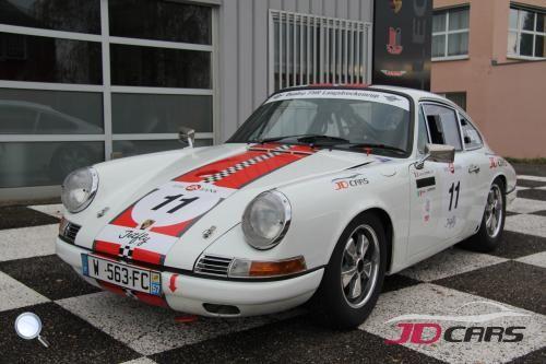 PORSCHE 911 de compétition 2 litres de 1965 | JD cars expert en véhicule de…
