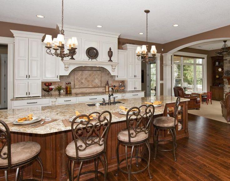 Kitchen Ideas Island Design 25+ best custom kitchen islands ideas on pinterest | dream