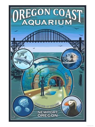 Oregon Coast Aquarium- BEEN THERE.. loved it!