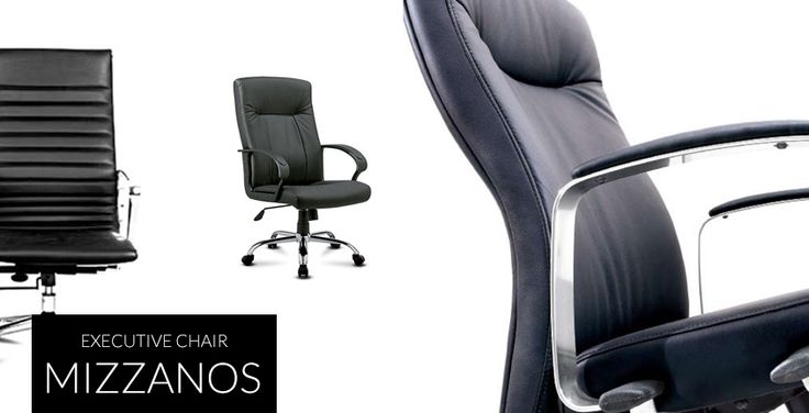 Mizzanos | HighPoint Office Executive chair with polyurethane upholstery, providing more durability without compromising comfort.