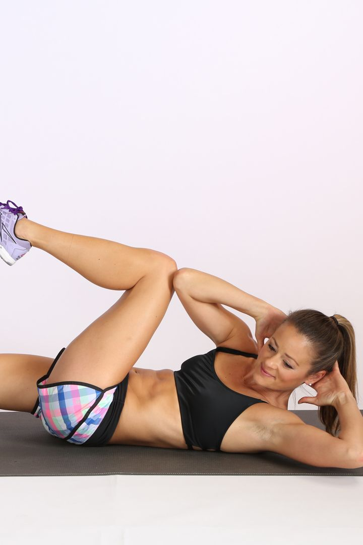 Tone Your Butt and Sculpt Your Abs With This 20-Minute Workout