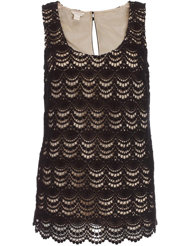 Duchess Lace Vest: Fashion, Children Clothing