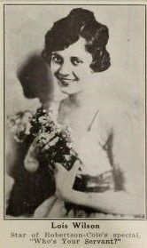 The Moving Picture World – February 14 1920: Lois Wilson