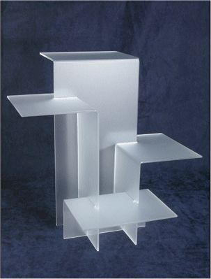 4-Tier Acrylic Display Stand