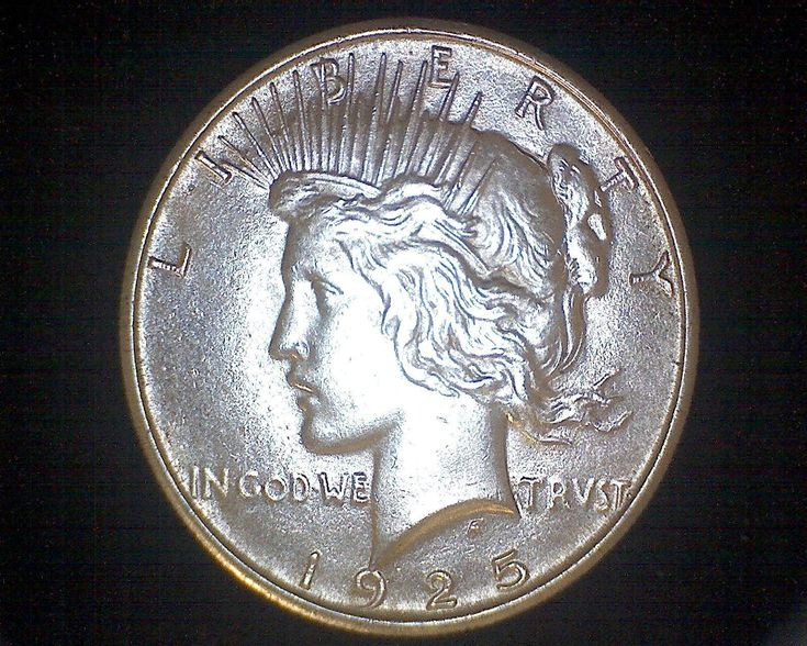1925 PEACE SILVER DOLLAR #15194  Price : $33.00  Ends on : 1 day Order Now