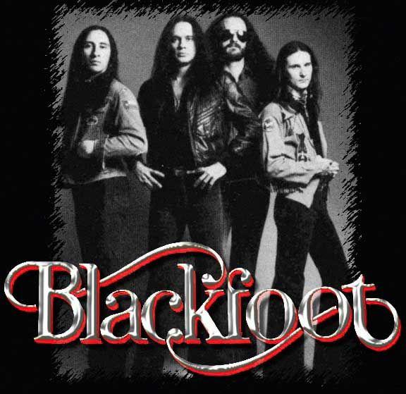 "blackfoot the band   Southern Rock Allstars and Blackfoot drummer Jakson ""Thunderfoot ..."