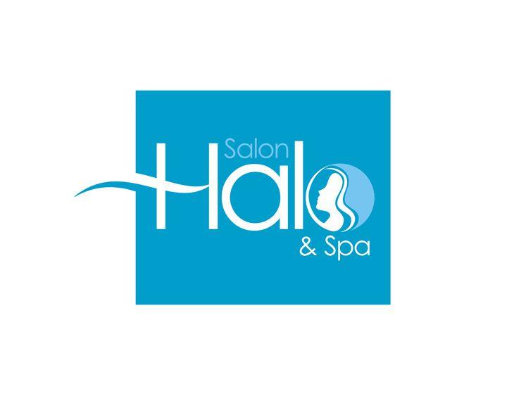 Professional Logo Design for Salon Halo & Spa