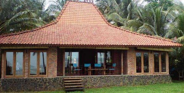 35 The Hidden Treasure Of Joglo House Yogyakarta Dizzyhome Com Desain Rumah Rumah Desain