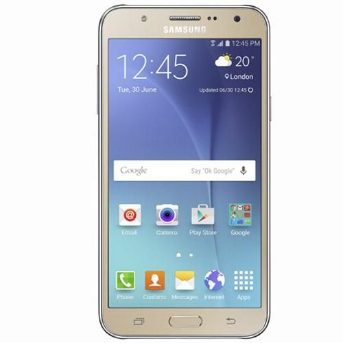 Celular Samsung Galaxy J7 16 GB Dual Sim Dorado