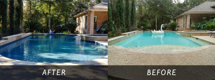 Pin by Your Pool Help on Blog Roll Photos | Pool remodel, Gunite ...