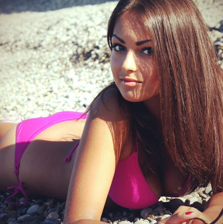 Slavic Beauty Bikini Girls 105 From Slavic Beauty Girls