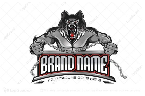 Logo for sale: Beast Logo